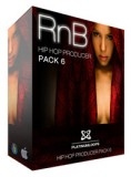 Producer Pack 6 - RnB loops