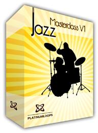 Jazz Masterclass V1 - Jazz Drums