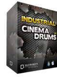 Industrial Cinematic Drum Loops