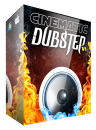 Cinematic Dubstep Samples