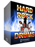 hard rock drumloops