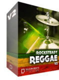 rocksteady reggae drumloops