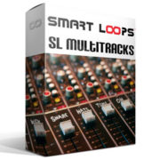 Smartloops Multitrack Drum loops